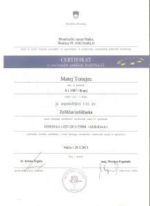 npk certifikat