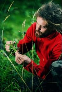 slika zeliščar